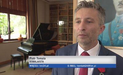 Piotr Tomala wyróżniony
