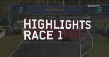 Skrót wyścigu WTCR na torze Pau-Arnos