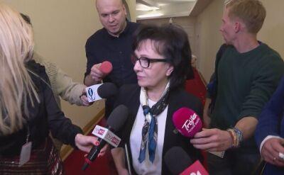 Posłanka PiS komentuje sprawę Stanisława Gawłowskiego