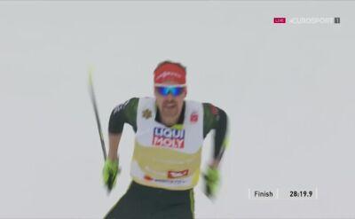 8. miejsce Polski w sprincie kombinacji, Niemcy mistrzami świata