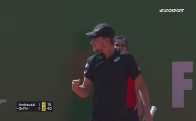 Goffin awansował do drugiej rundy turnieju ATP w Monte Carlo