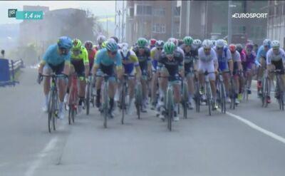 Sam Bennett wygrał pierwszy etap i został liderem w Turcji