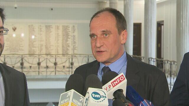 Kukiz: nie wierzę, że spór wokół TK można rozwiązać bez zmian konstytucji