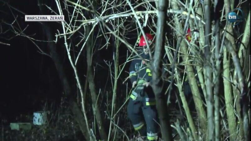 Strażacy znaleźli ciała sześciu osób