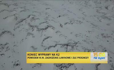 Adam Bielecki uważa, że K2 można pokonać zimą