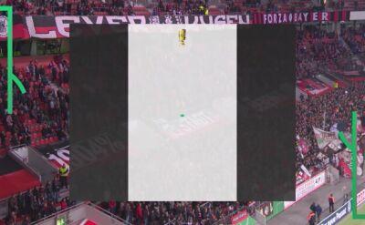 Skrót meczu Bayer - Paderborn