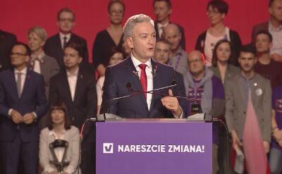 Program partii Biedronia: zmiany w płacy minimalnej