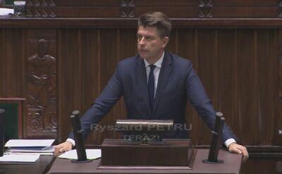 Petru: to był mord polityczny, za taki mord w każdym kraju powinna nastąpić dymisja w rządzie