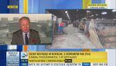Ekspert o wstrząsie w kopalni w Polkowicach