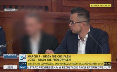 Poseł Zembaczyński pyta o kontakty z politykami