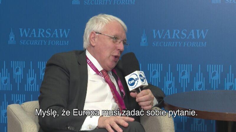 Amerykanie oczekują, że Europejczycy zrobią więcej dla swojego bezpieczeństwa