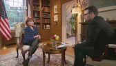 Georgette Mosbacher talks visas and Polish-U.S. relations in TVN24 BIS