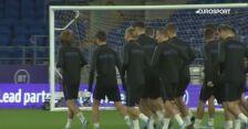 Luka Modrić trenuje z reprezentacją Chorwacji