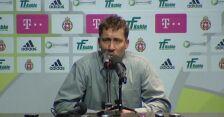 Trener Wisły po zwycięstwie nad Pogonią