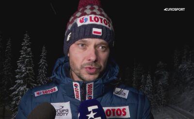 Michal Doleżal: Liczyliśmy w Finlandii na więcej