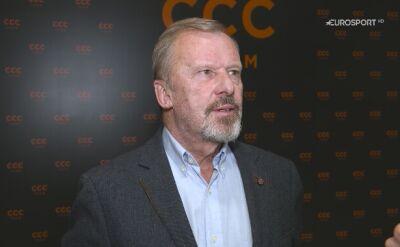 Dyrektor UNICEF Polska o współpracy z CCC