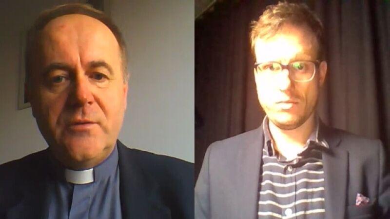 """""""Niestety część katolików w Polsce twierdzi, że w kościele nie może się stać człowiekowi nic złego"""""""