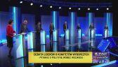 Uczestnicy debaty odpowiedzieli na pytanie dotyczące polityki wschodniej