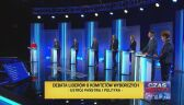 Uczestnicy debaty odpowiedzieli na pytanie o potencjalne koalicje