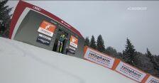 Clement Noel wygrał pierwszy przejazd slalomu we Flachau