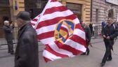 Patriotyczny pochód w Krakowie