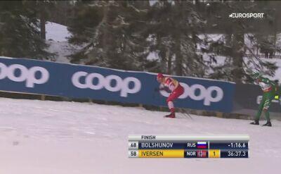 Bolszunow wygrał bieg na 15km
