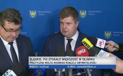 """Wojciech Kałuża: """"Liczę, że wyborcy zrozumieją mój krok"""""""