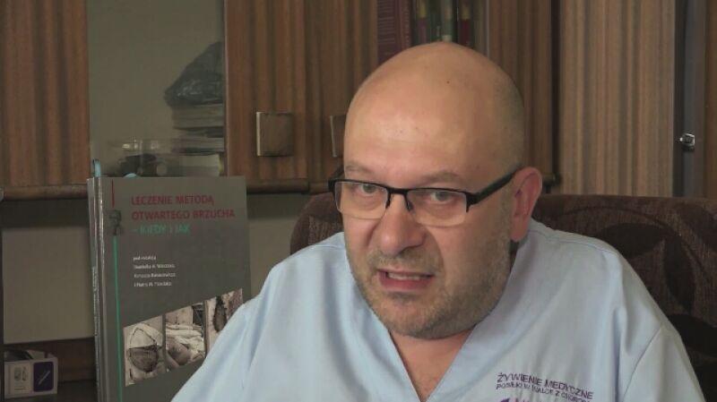 Chirurg: Pacjent musi nam ufać, a my jemu