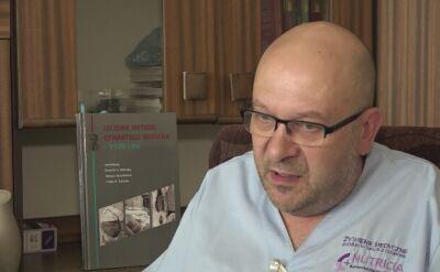 Chirurg: Nie stwierdziliśmy zmian nowotworowych