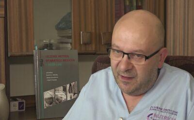 Chirurg: Wycięliśmy żołądek i zaczęliśmy szukać błędu