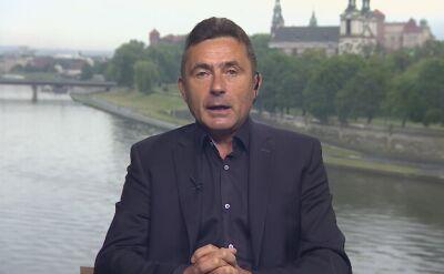 Były policjant o zachowaniu funkcjonariuszy z Wrocławia