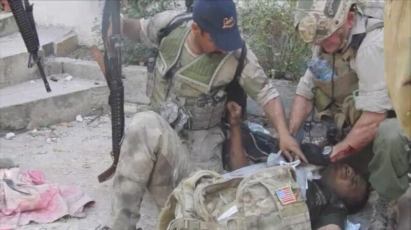 Walki w Mosulu toczono na minimalnych odległościach