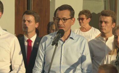 Premier Morawiecki przyjmie dymisję Łukasza Piebiaka