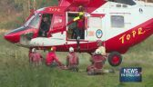 Poland. Operation to save trapped cavers slows after rockfall