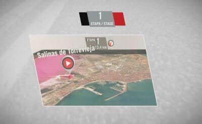 Jazda drużynowa na czas - tak zacznie się Vuelta