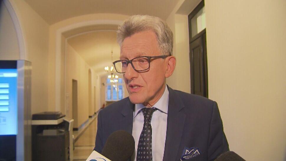 Andrzej Zielonacki wybrany na sędziego Trybunału Konstytucyjnego