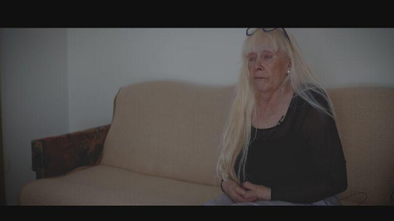 Fragment reportażu Marty Abramczyk-Dzikiewicz na temat sprawy Joanny Gibner dla TVN24 GO