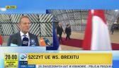 Szczyt UE w sprawie Brexitu