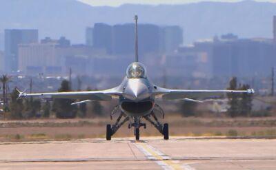Amerykańskie myśliwce F-16