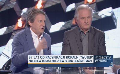 Opozycjonista z okresu PRL: to, co robi ten rząd przypomina propagandę Gierka