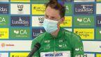 Rozmowa z Samem Bennettem po 3. etapie Volta ao Algarve