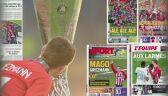 """""""Czarodziej Griezmann"""". Tak zareagowała prasa po sukcesie Atletico"""