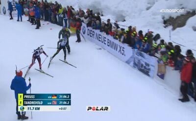Pierwsze zwycięstwo Preuss, Hojnisz 26.
