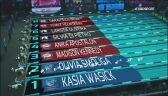 Sjostrom wygrał 50 m stylem dowolnym podczas International Swimming League w Indianapolis