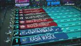 Sjostrom wygrał 50 m stylem dowolnym podczas International Swimming League w Indianapolis