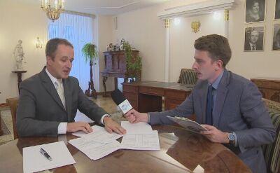 Rzecznik prasowy Izby Notarialnej w Krakowie notariusz Krzysztof Maja o tym, co wynika z księgi wieczystej