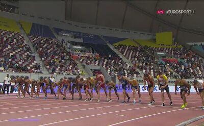 Bieg na 1500 m Pawła Wiesiołka