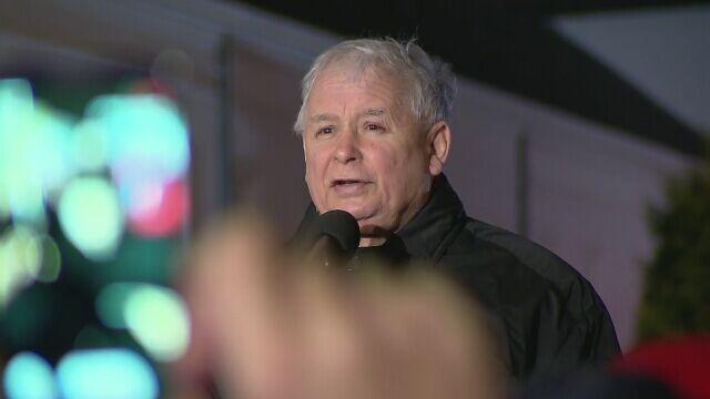 Kaczyński: to my prezentujemy prawdę, demokrację i wolność
