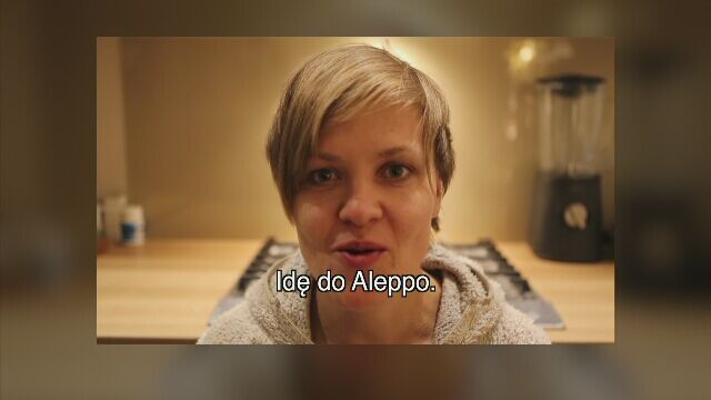 """Marsz na Aleppo. """"Mamy tego dość"""""""