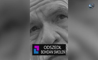 Odszedł Bohdan Smoleń